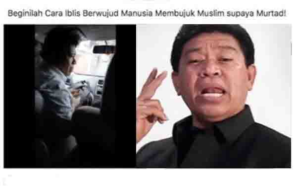 Pendeta Penghina Nabi Ini Murtadkan 150 Muslim, Begini Cara Liciknya