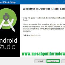 Cara Install Android Studio Terbaru dengan Mudah + Lengkap Gambar