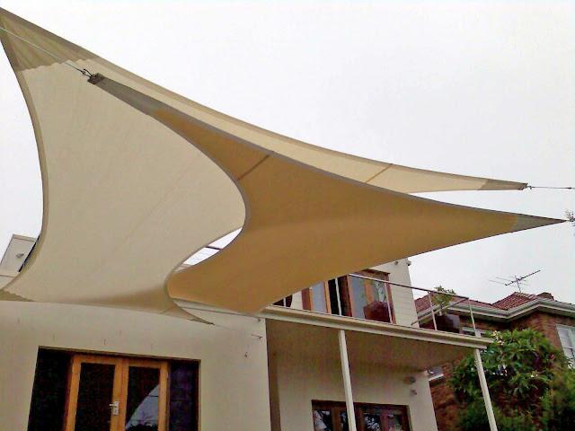 UPDATE Harga Canopy Kain Awning Gulung dan Tenda