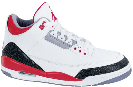826fb48ce65212 Air Jordan 3 Retro Women s (03 24 2007) 315296-142 White Harbor  Blue-Boarder Blue  125.00