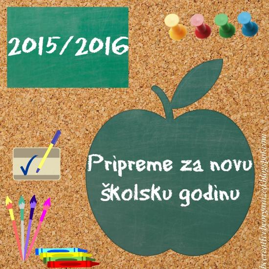 Pripreme za novu školsku godinu