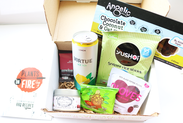The Vegan Kind Lifestyle Box - July 2016 review #TVK33