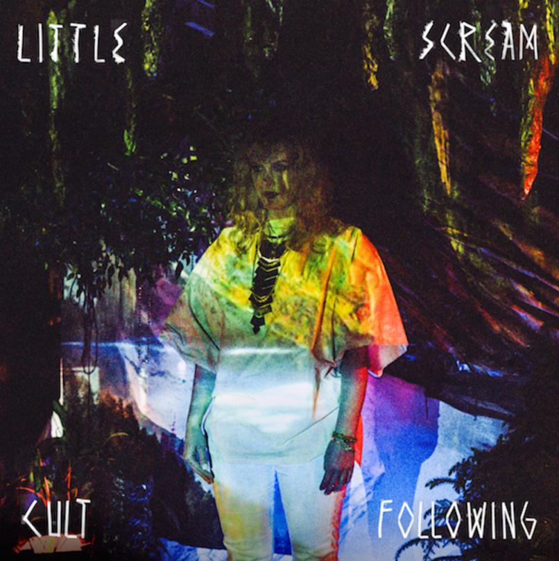 3e8851041 Laurel Sprengelmeyer, mais conhecida pelo seu alter ego Little Scream, é uma  norte-americana que se mudou para o Canadá onde tem vindo a desempenhar um  ...