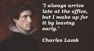 charles lamb essays dream children Isc english dream children by charles lamb charles lamb(1774-1834) didn't live long, but he made stellar contribution to english literature through his essays.