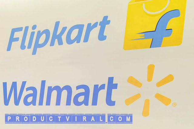 Walmart Buys Flipkart to Enter India's Crowded E-Commerce Market