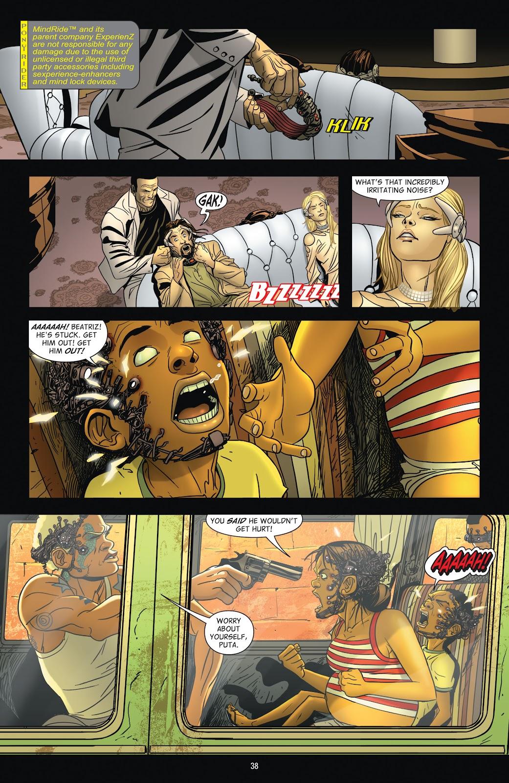 Read online Strange Adventures (2014) comic -  Issue # TPB (Part 1) - 35