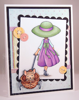 Heather's Hobbie Haven - Adele Card Kit