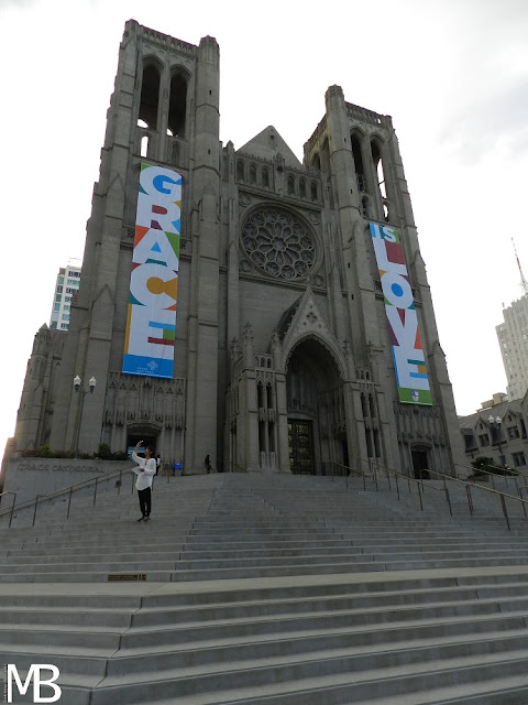 Grace Cathedral san francisco california