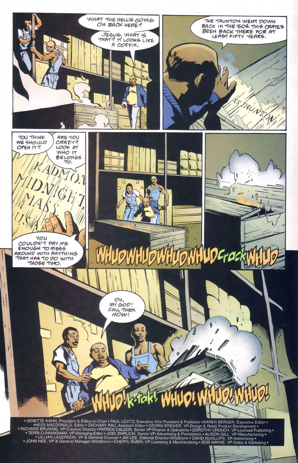 Read online Midnight, Mass comic -  Issue #1 - 3