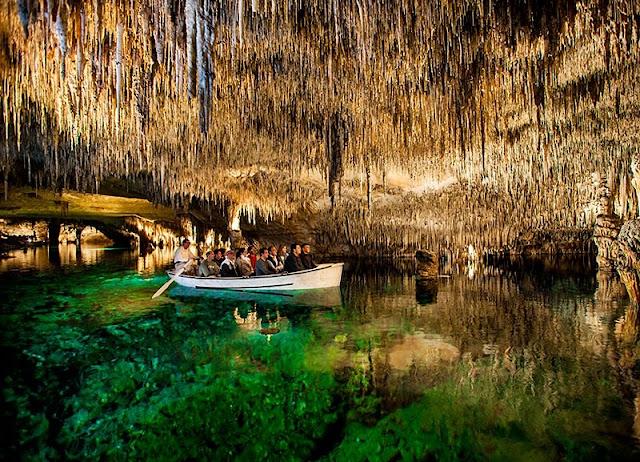 Cuevas del Drach em Palma de Maiorca