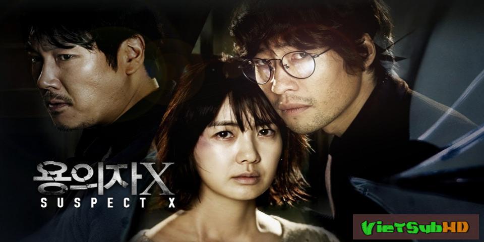 Phim Nghi Phạm Giấu Mặt VietSub HD   Suspect X 2012