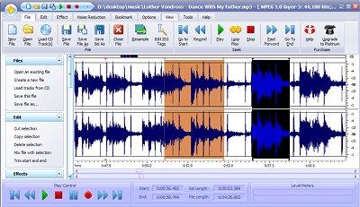 JALUK APLIKASI: Download Power Sound Editor Free