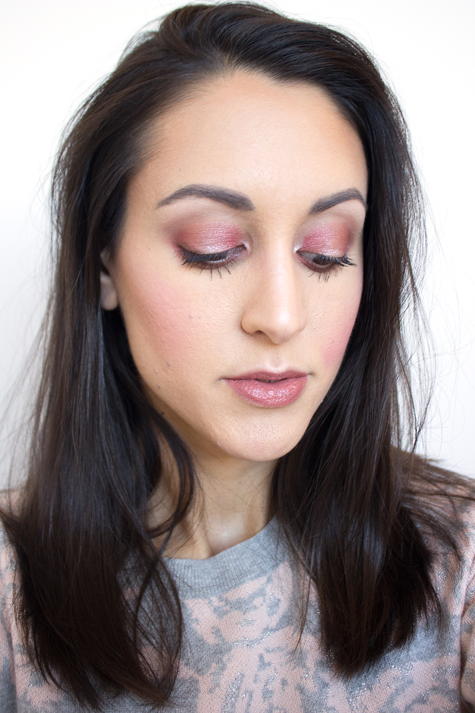 Makeup Revolution New-Trals vs. Neutrals Palette Makeup Look