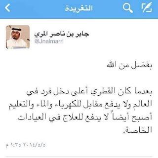 Qatar oo noqotay dalka ugu dakhli badan xagga dhaqaalaha