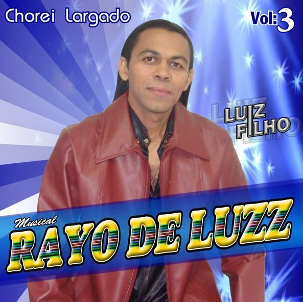 Musical Rayo de Luzz Volume 3