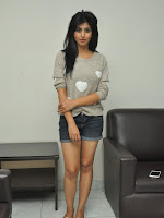 Shamili at Swach Hyd Cricket Match press meet-cover-photo