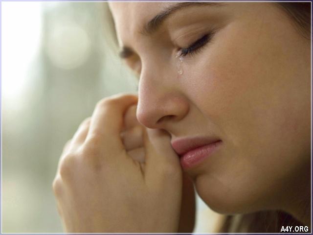giọt nước mắt buồn tủi
