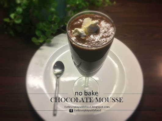 Luxurious Chocolate Mousse