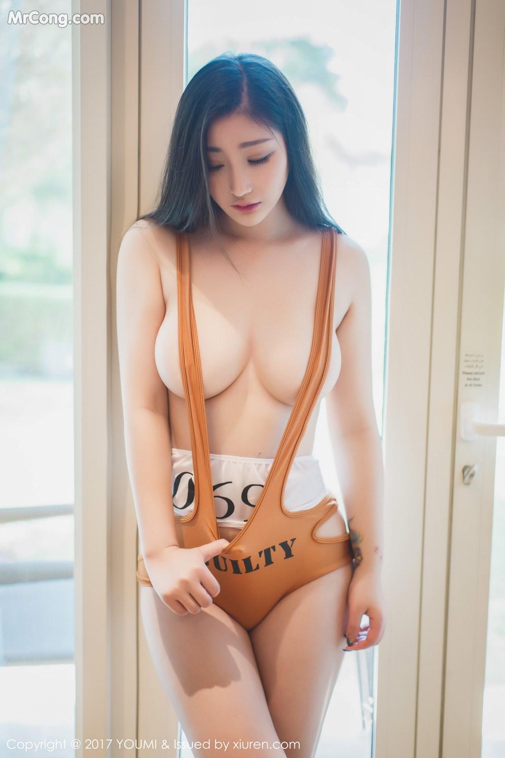 Image YouMi-Vol.077-Daji-Toxic-MrCong.com-014 in post YouMi Vol.077: Người mẫu Daji_Toxic (妲己_Toxic) (49 ảnh)