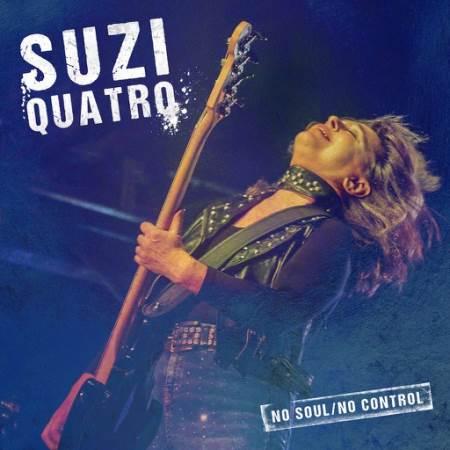 """SUZI QUATRO: Video για το νέο single """"No Soul/No Control"""""""
