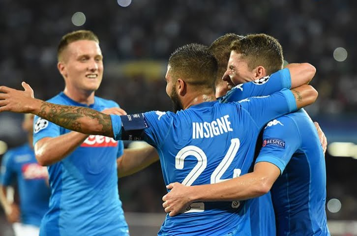 DIRETTA NAPOLI-Lipsia Streaming Gratis Europa League: info Facebook YouTube, dove vederla oggi