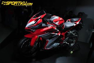 DP Rp5 Juta, Honda CBR250RR Dapat Dipesan Mulai Hari Ini