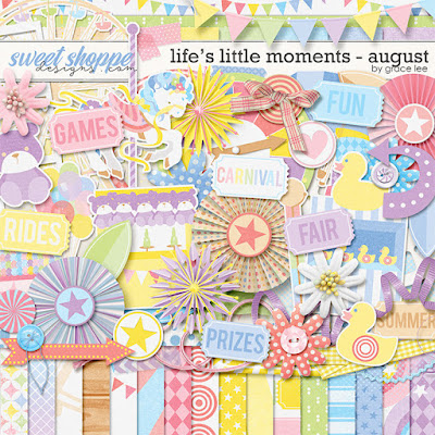 Life's Little Moments - August