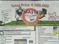 Kompetisi PES 2016 di Palembang 13 Maret 2016