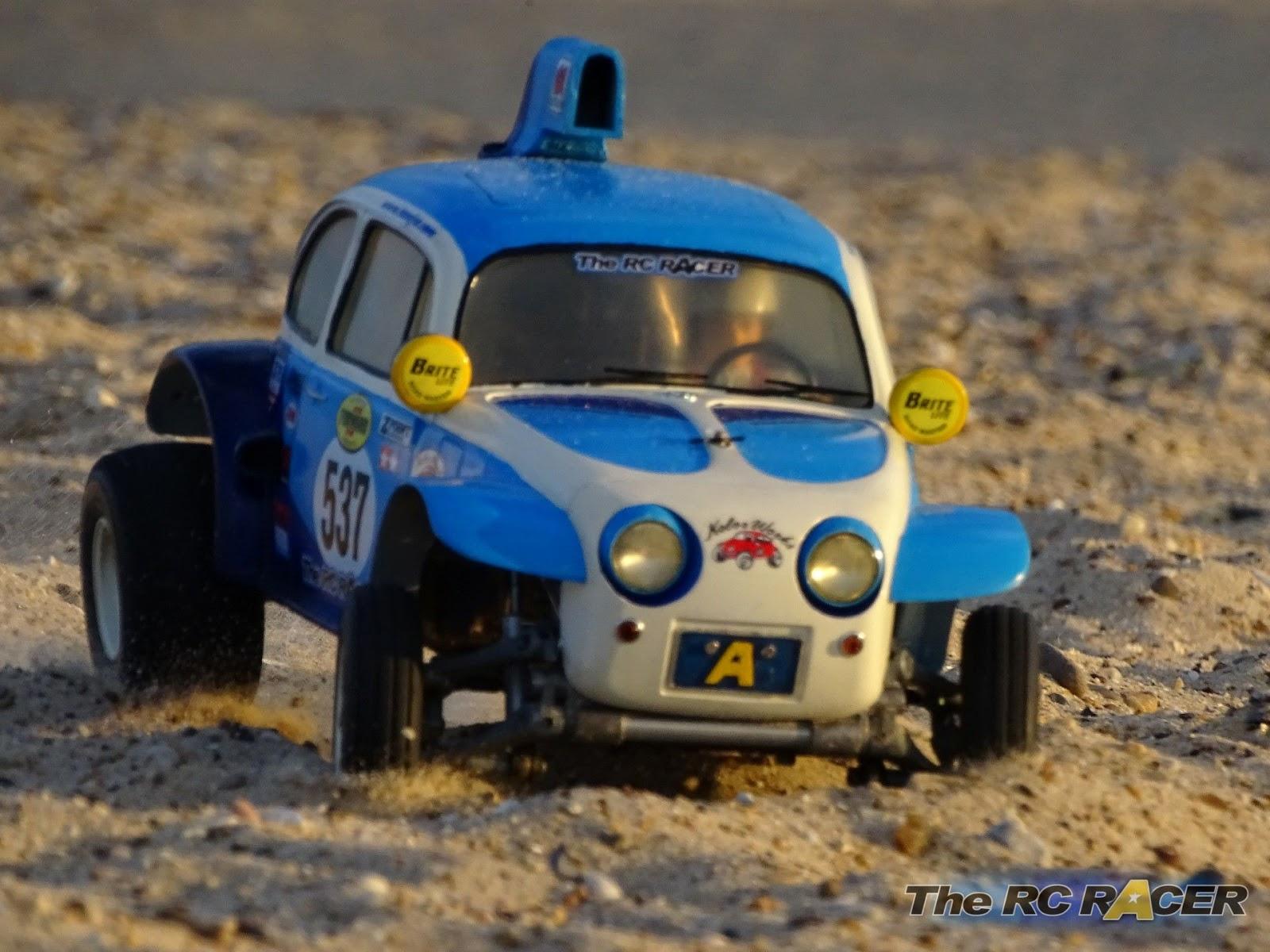 tamiya srb sand scorcher vw baja bug review the rc racer. Black Bedroom Furniture Sets. Home Design Ideas