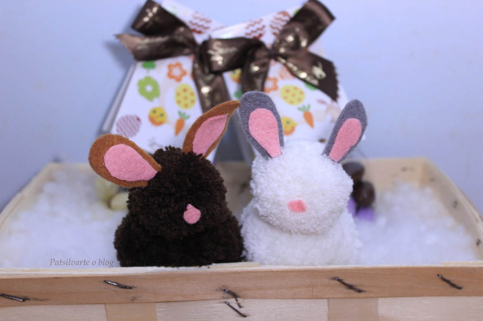 easter bunnies diy