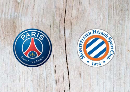PSG vs Montpellier Full Match & Highlights 20 February 2019