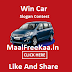 Slogan Contest Chance To Win Free Car