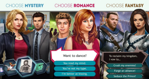 Choices: Stories You Play Mod Apk Android
