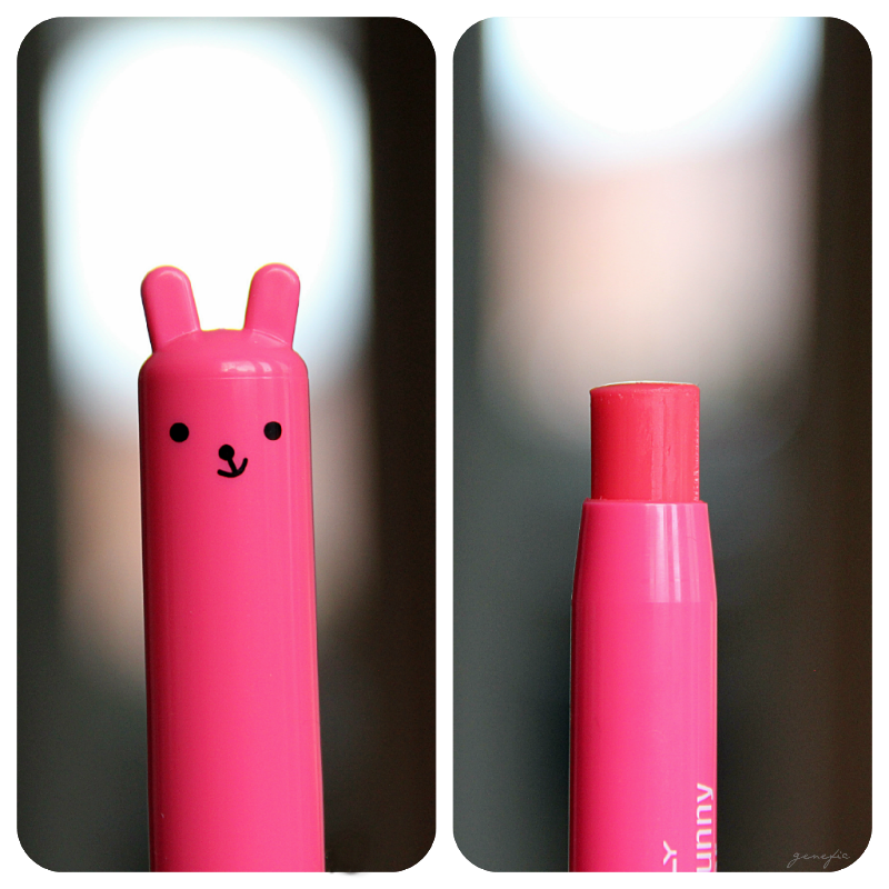 Tony Moly Petite Bunny Gloss Bar review