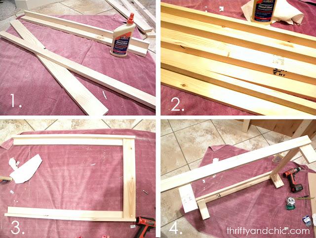 打造沙发表