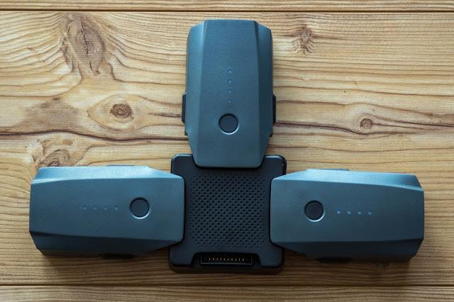 DJI Mavic Pro - Fly More Combo  Ideale Drohne für unterwegs  Kompakter Quadcopter für die Tasche  Kameraeinstellungen und erste Erfahrungen 01