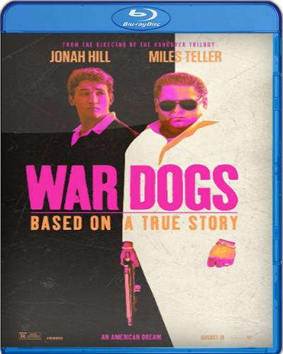 War Dogs [2016] [BD25] [Latino]