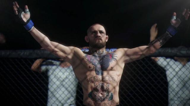 تحميل لعبة EA Sports UFC للكمبيوتر