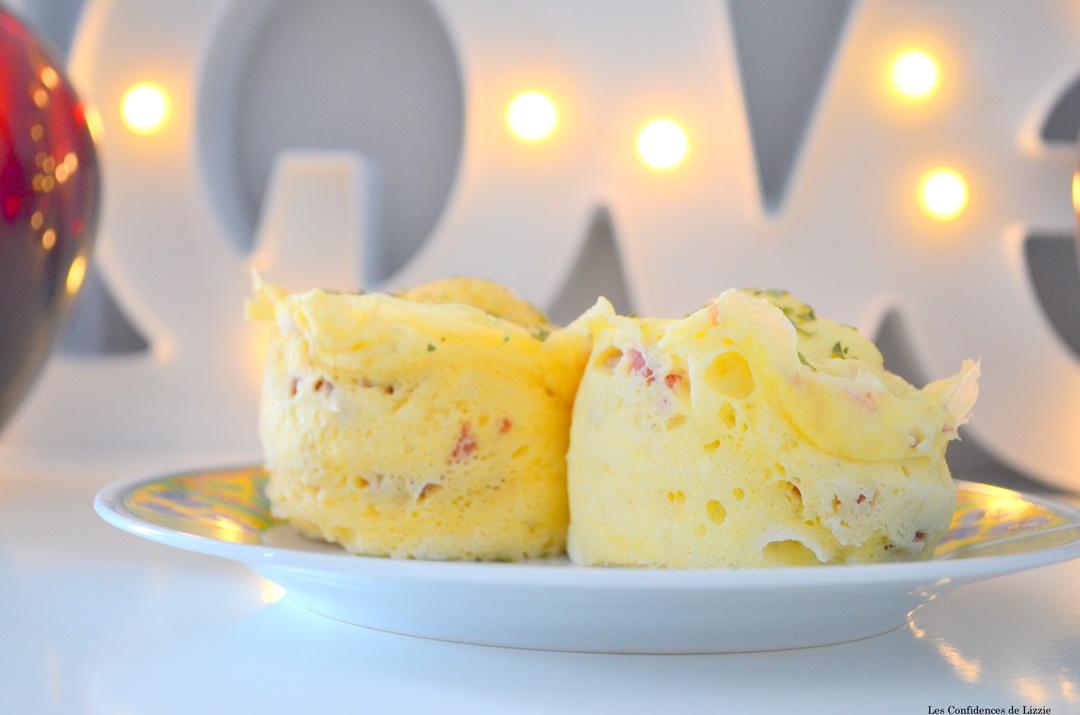 mugcake - repas rapide - repas peu calorique - repas facile - dejeuner sur le pouce sain