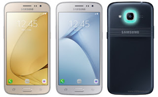 Samsung Galaxy J2 (2016) vs J3 (2016)