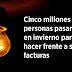 Seis datos para los que niegan que hay pobreza energética en España