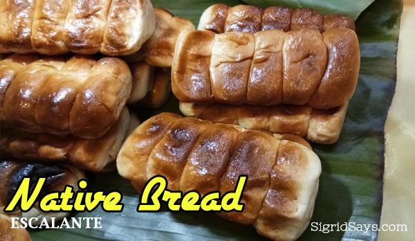 Escalante city breads