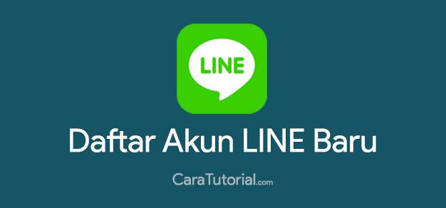 Cara Membuat Akun LINE (ID Baru) | Daftar di HP Android & iOS