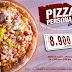 Compra en Papa John's por $8.900 tu Pizza personal de L-V