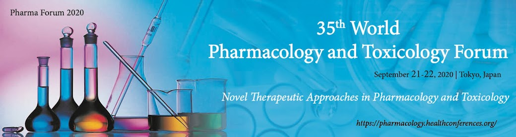 Global Congress on  Pharmacology and Therapeutics October 07-08 2019 Paris, France