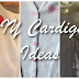 DIY Cardigan Ideas