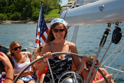 12 Meter Charters - Sailing in Newport, RI: Why Newport is the Perfect Bachelorette Destination! Weekend Itinerary #1