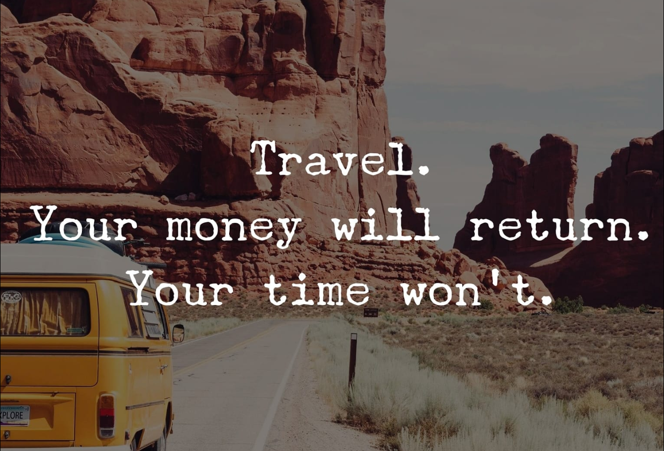 13 Signs That You Were Born To Travel