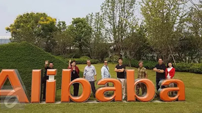 Alibaba Lebih Pilih Malaysia Ketimbang Indonesia untuk Bangun Cargo