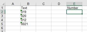 Thủ thuật tách chuỗi thành số trong excel2